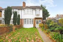4 bed semi detached home in Hampton