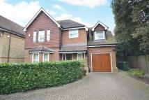 4 bed Detached house for sale in Walton on Thames