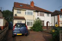 4 bedroom semi detached property in Byfleet