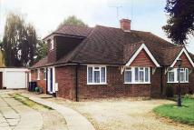 semi detached house in Vine Road, Stoke Poges...