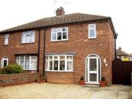 3 bedroom semi detached property in Southfields Drive...