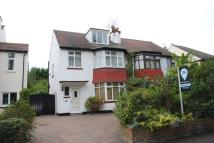 4 bed semi detached home for sale in Kenilworth Gardens...