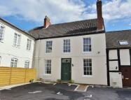 semi detached home in New Street, Ledbury