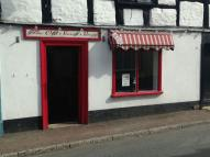 Shop to rent in Court Street...