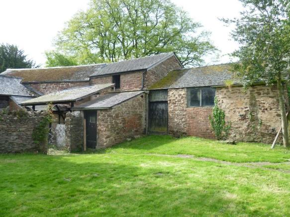 Various Outbuildings
