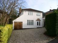Detached house in Blackmore Road, Malvern