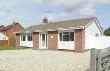 3 bedroom Detached Bungalow for sale in Welland Road...