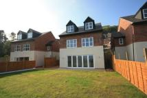 new home in Cowleigh Road, Malvern