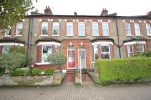 Terraced house in Fawe Park Road, Putney