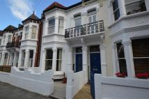 Terraced home in Winchendon Road, Fulham...