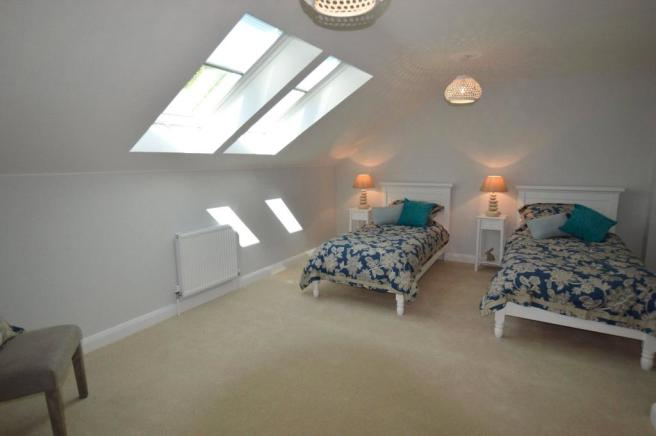 Show Home Bed Three