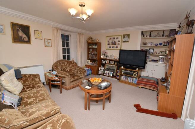 Top Flat Living Room
