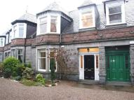 Terraced house in Argyll Crescent...