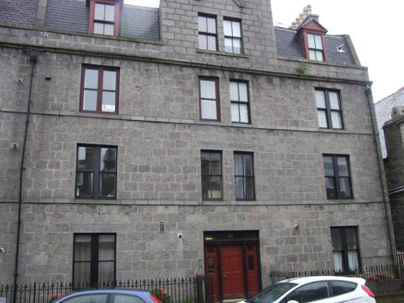2 Bedroom Flat To Rent In Nelson Street Aberdeen Ab24 5er Ab24