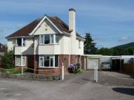 4 bed Detached home in Exeter Road, Honiton...