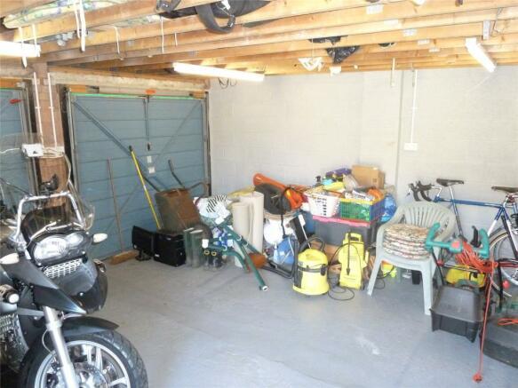 Inside Garages