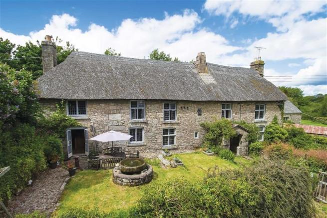 5 bedroom detached house for sale in dartmoor chagford