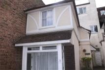Cottage to rent in Eversley Road...