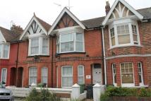 Terraced house in Reginald Road...