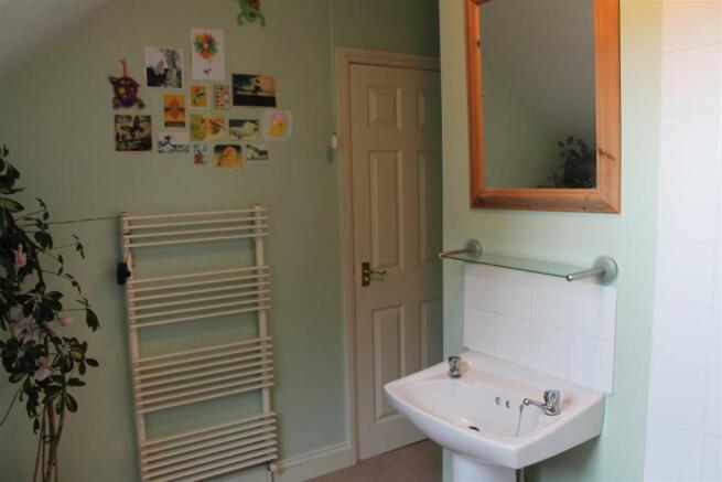 Bathroom to Door