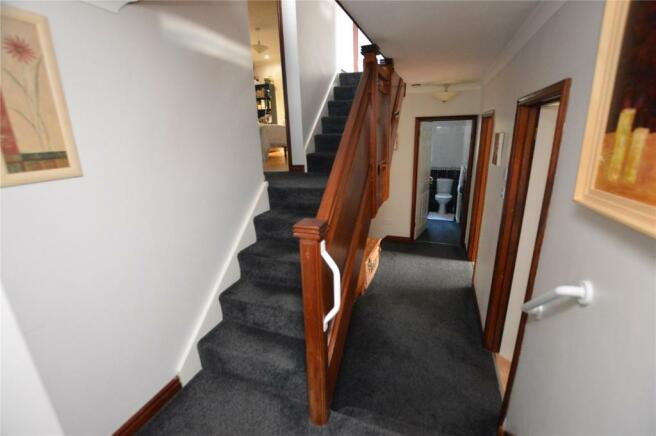 Lower Hallways