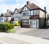semi detached property in Wades Hill, London, N21