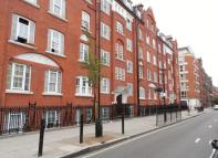Studio flat in Regency Street, London...