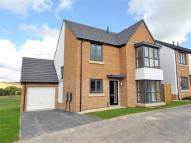 4 bedroom new house in Meldon Fields...