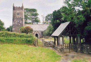 West Putford Church