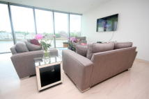 1 bed Flat to rent in St. George Wharf, London...