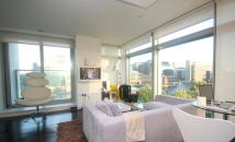 1 bed Flat in Pan Peninsula Square...