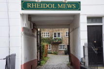 Mews to rent in RHEIDOL MEWS, London, N1