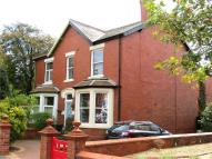 semi detached home in Rossall Road, ANSDELL...