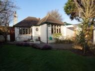 2 bed Detached Bungalow in Poulton Old Road...