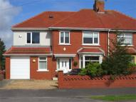 semi detached house in Heyhouses Lane...