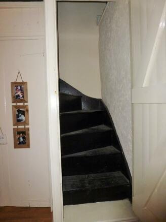 Hidden Staircase ...