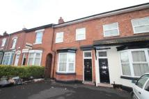 8 bedroom Terraced property to rent in Heeley Road, Selly Oak...