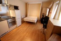 Studio apartment in York Road, Edgbaston...
