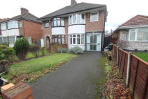 2 bed semi detached house to rent in COVENTRY ROAD, Solihull...