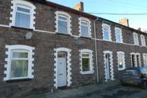 Terraced house in Park Street...