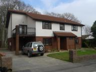 Detached house for sale in Glanrhyd, Coed Eva...