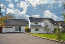 Detached property for sale in Old Hill, Caerleon...