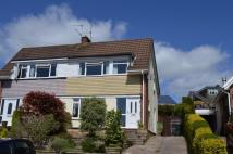 semi detached house in Fairfield Road, Newport
