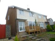Afon Close semi detached property to rent