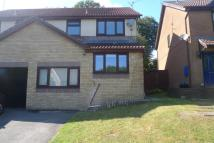 3 bedroom semi detached home in Clover Court, Henllys...