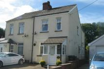 2 bed semi detached home for sale in Wern Road, Sebastopol...