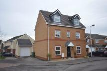 4 bed Detached house in Churchwood...