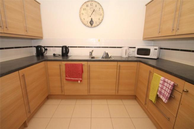 Residents Kitchen