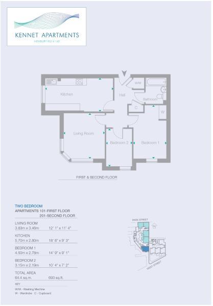 Flat 7 Floor Plan