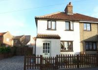 semi detached house in Pine Grove, SHERINGHAM